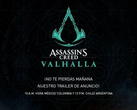 Assassin's Creed Valhalla será revelado el 30 de abril