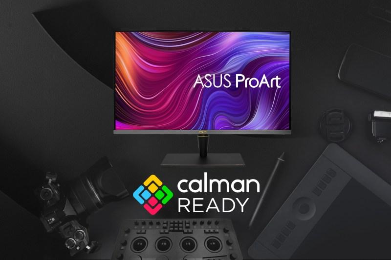 ASUS se asocia con Portrait Displays en pantallas ProArt - asus-portrait-displays-pantallas-proart-800x533