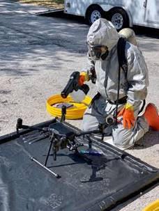 6 formas en las que Estados Unidos está implementado los drones para combatir el COVID-19 - dji-4