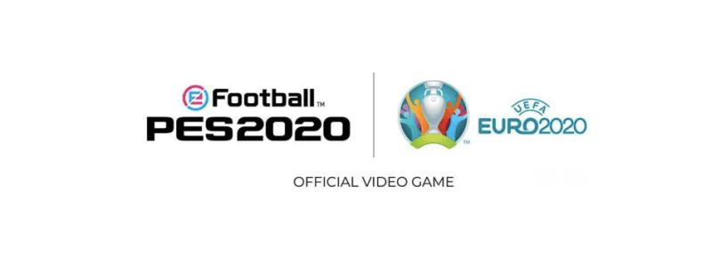Konami retrasa la actualización de UEFA EURO 2020 para eFootball PES 2020 - football-pes-2020-euro