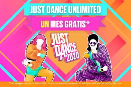 Just Dance Unlimited gratis para mantenerte activo en casa
