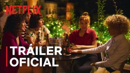 Netflix revela el tráiler oficial de Valeria