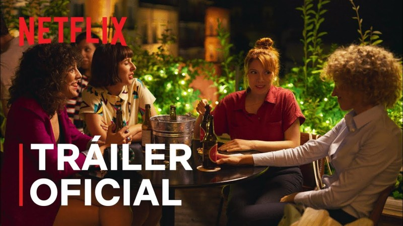 Netflix revela el tráiler oficial de Valeria - valeria-netflix-800x450