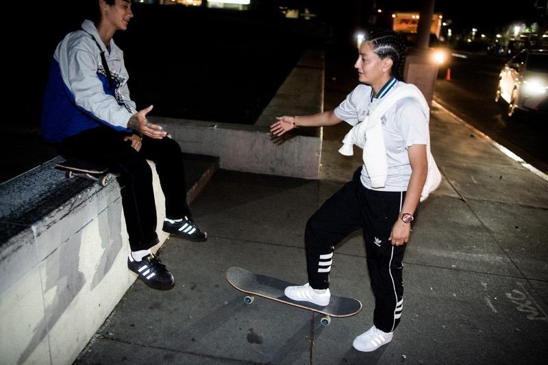 adidas Skateboarding presenta Superstar ADV Duran y Soto - 200228_la_00565_taketomo