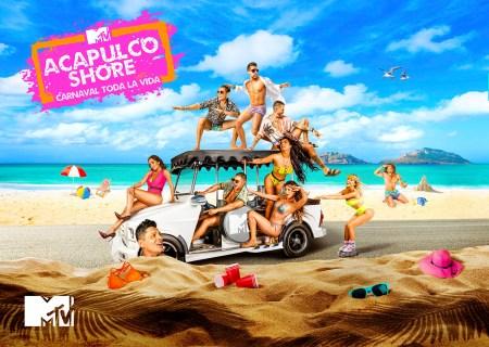 Acapulco Shore revela fecha de estreno ¡Mira el tráiler oficial!