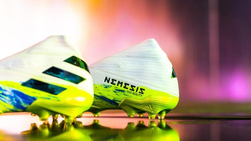 adidas presenta UNIFORIA, pack que mezcla el arte y el fútbol - adidas_nemeziz_uniforia_2