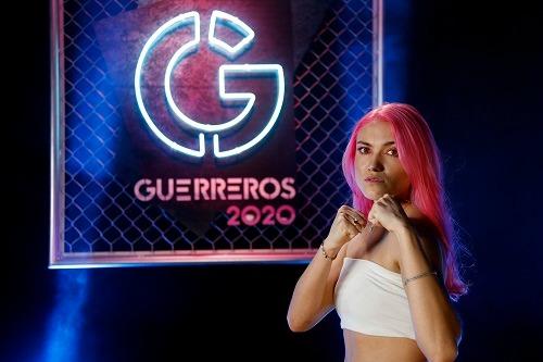 Guerreros, nuevo reality de competencia confirma primeros participantes - dariana-garcia