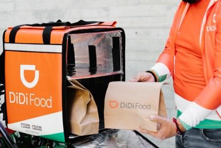 DiDi Food en el Hot Sale con descuentos de hasta 50%