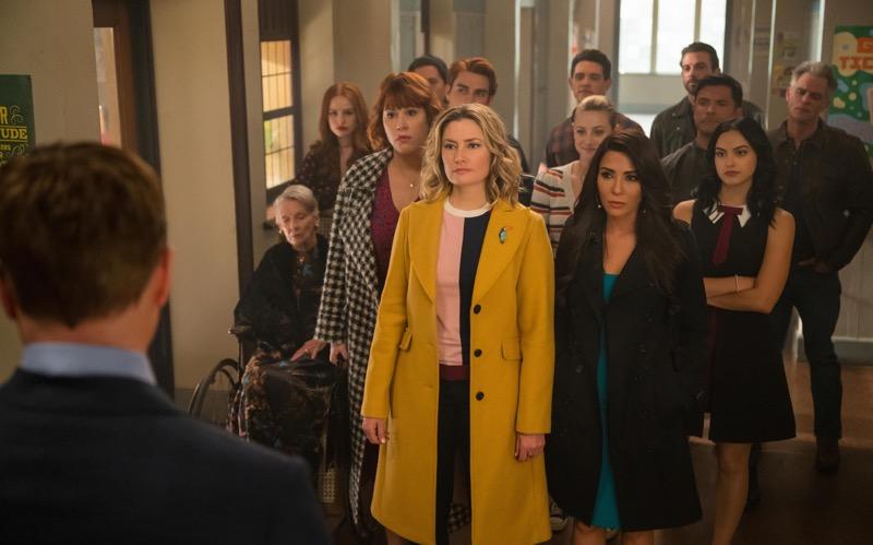 Gran final de la cuarta temporada de Riverdale por Warner Channel - final-cuarta-temporada-riverdale