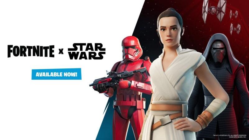 ¡Que la fuerza y Fortnite te acompañen en este evento con increíble contenido de Star Wars! - fortnite-star-wars