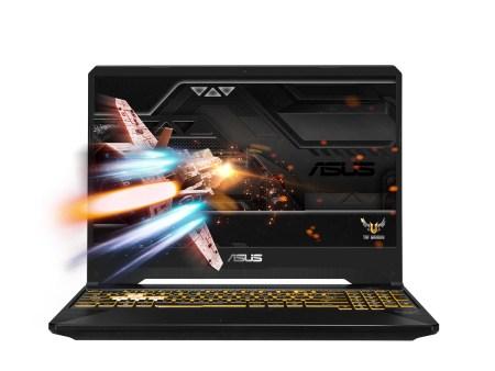 ASUS TUF: laptop gamer accesible y potente