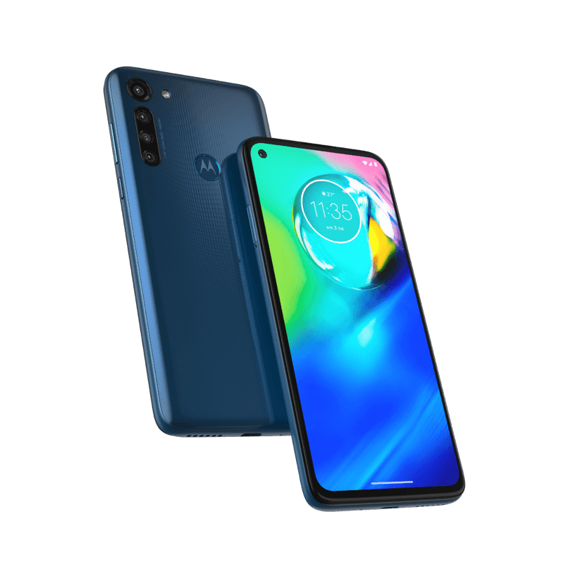 moto e6s y moto g8 power ¡disponibles en Telcel! - g8power-blue