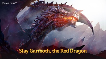 Garmoth vuelve a Black Desert para PS4 y Xbox One