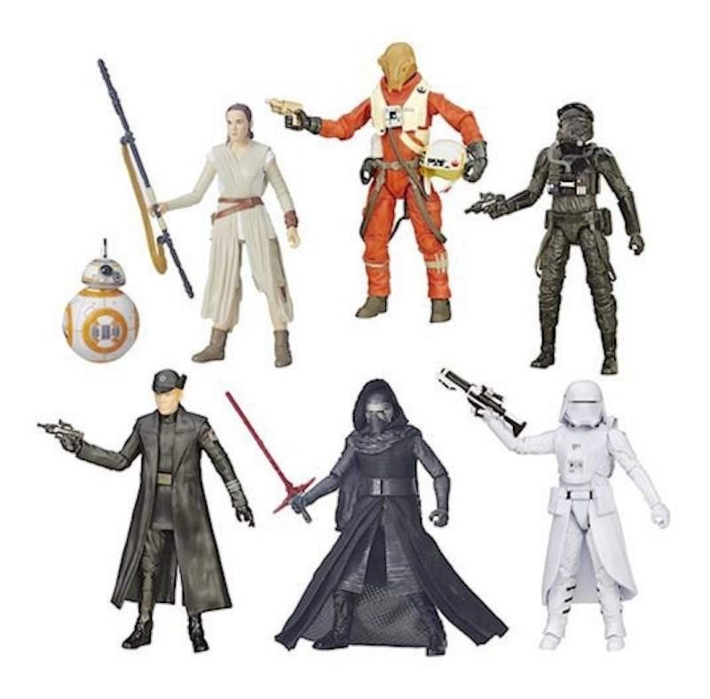 ¡May the 4th be with you! Cubrebocas y juegos de Star Wars, lo más buscado por el fandom para celebrar su día - hasbro-star-wars-figura-the-black-series-assortment-6-pulg-d_nq_np_774471-mlm31946099316_082019-f