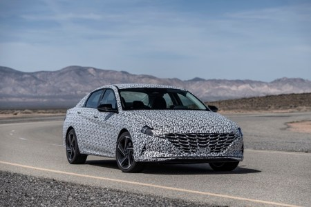 Hyundai presenta el nuevo modelo Elantra N Line