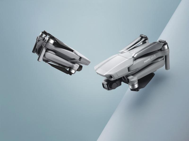 Mavic Air 2, nuevo dron de DJI que llevará tu creatividad al siguiente nivel - mavic-air-2-dji_5-800x599