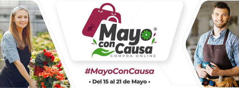 Mayo Con Causa, una semana de comercio digital para activar ventas de PYMES - mayo-con-causa