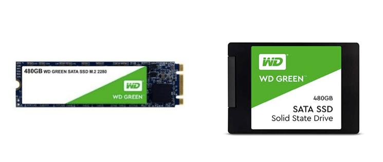 Western Digital y SanDisk se unen a las ofertas durante el Hot Sale - mercado_libre_wd-ssd-green-480gb