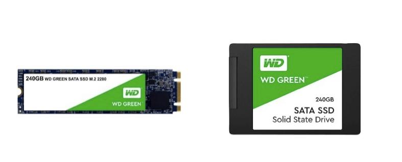 Western Digital y SanDisk se unen a las ofertas durante el Hot Sale - mercado_libre_wd-ssd-green_240gb