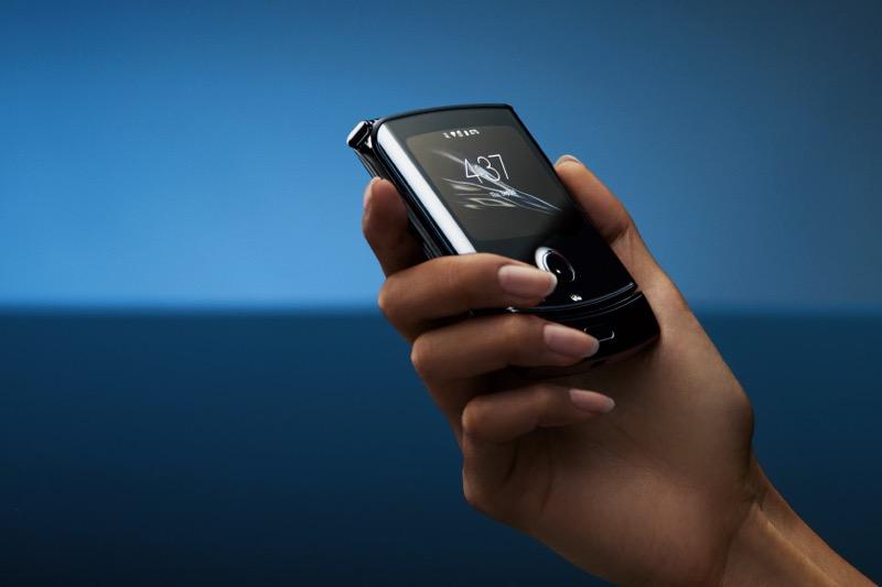 motorola razr se actualiza a Android 10 - motorola-razr-800x533