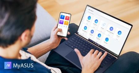 MyASUS: app que facilita los ajustes técnicos de tu laptop de una manera sencilla y rápida