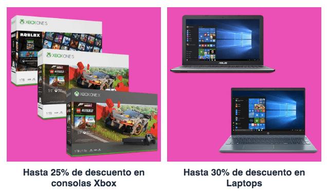 Ofertas de Amazon México que te hacen sonreír - ofertas-amazon-xbox-laptops