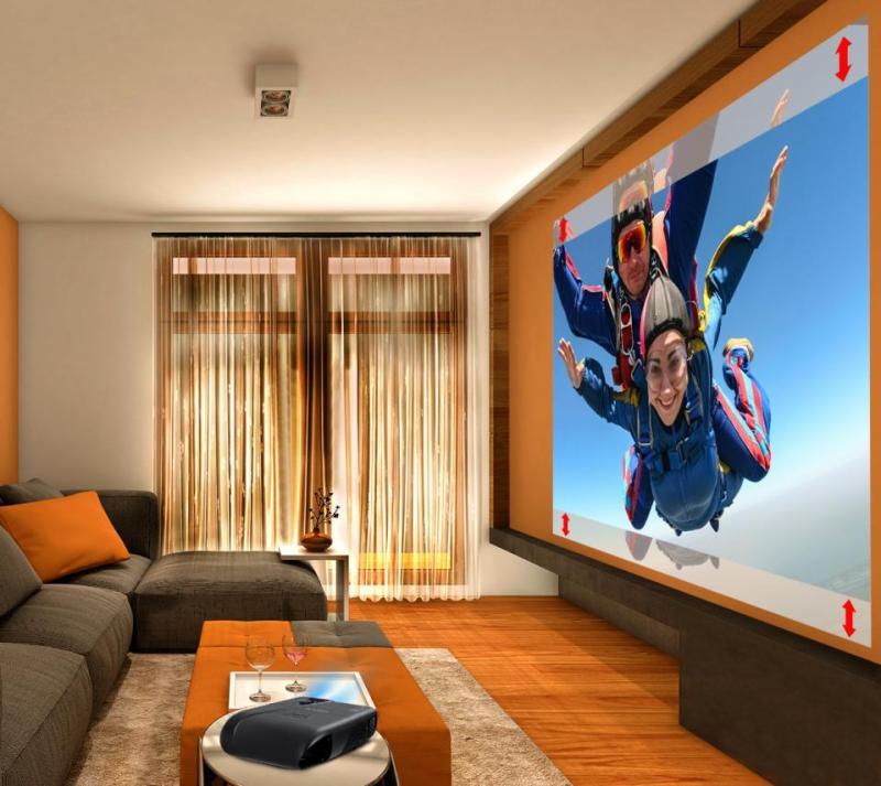 5 puntos que debes tomar en cuenta al comprar un proyector en línea - proyector-800x713
