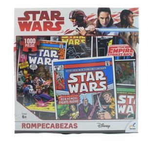 ¡May the 4th be with you! Cubrebocas y juegos de Star Wars, lo más buscado por el fandom para celebrar su día - rompecabezas-star-wars