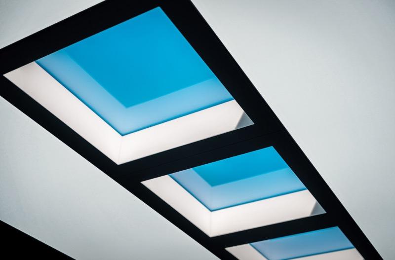 Signify lanza Nature Connect, una innovación para iluminar interiores - skylight-1