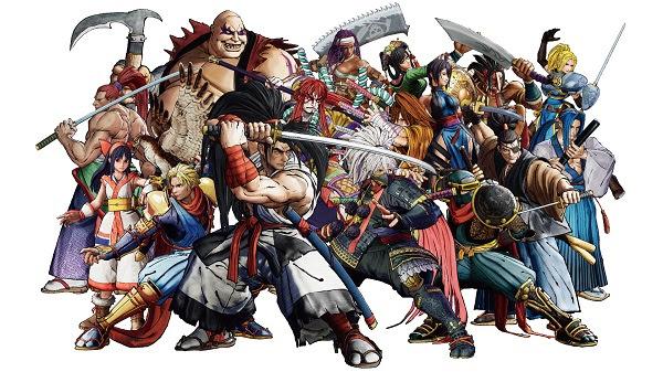 SNK lanzará SAMURAI SHODOWN en PC el 11 de Junio - snk-samurai-shodown