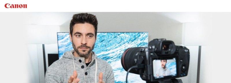 ¿Cómo utilizar tu cámara Canon como una cámara web de alta calidad?
