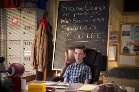 Young Sheldon: maratón para el final de temporada por Warner Channel