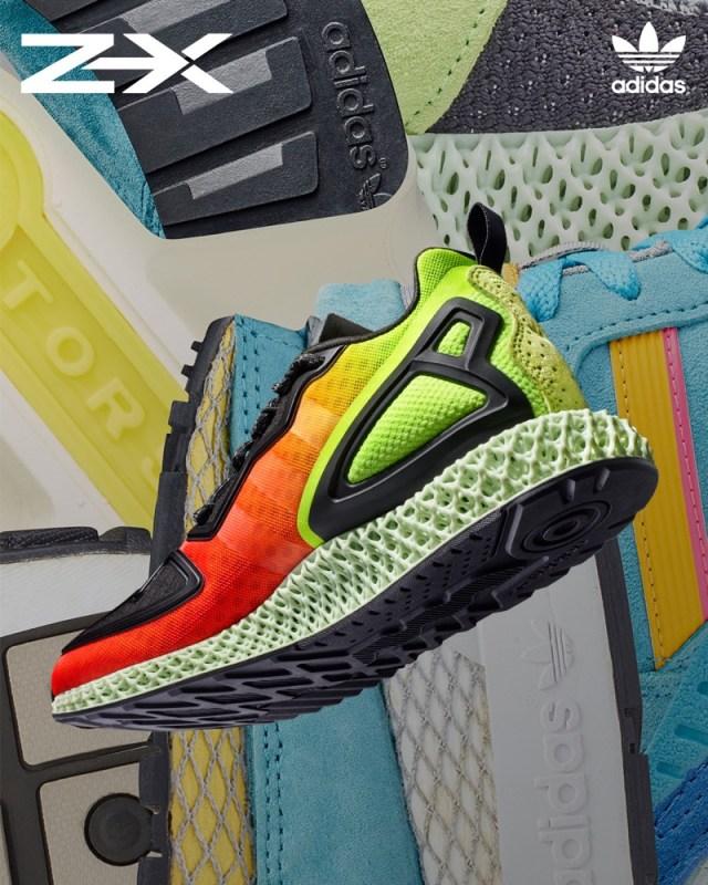 adidas Originals presenta ZX 4D ¡disponible en México el 25 de junio! - adidas-originals-zx-4d