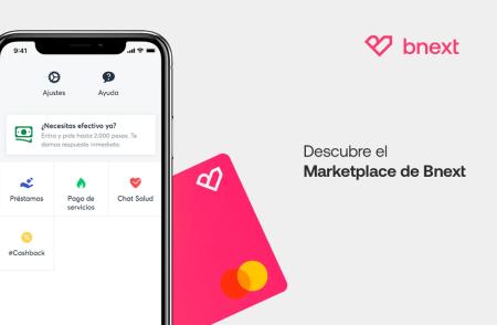 Bnext, app que te permite hacer consultas médicas, y realizar pagos de decenas de servicios