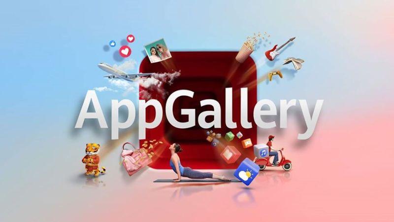 Llegan nuevas aplicaciones a la AppGallery de Huawei - appgallery-huawei-800x450