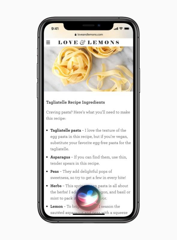 WWDC 2020: Todo lo que Apple presentó en su conferencia para desarrolladores - apple_ios14-siri-screen_06222020_carousel-jpg-large