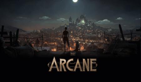 Arcane: serie animada de Riot Games