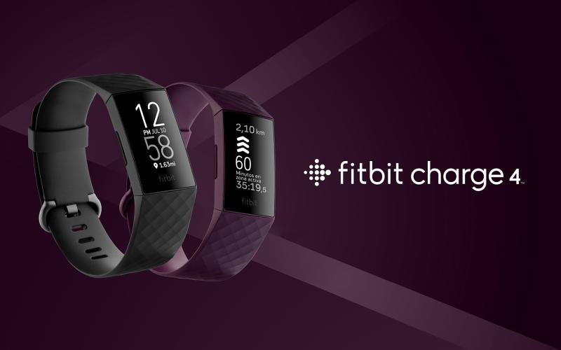 Fitbit te brinda las mejores opciones para regalar en este día del Padre - fitbit-charge-4-800x500
