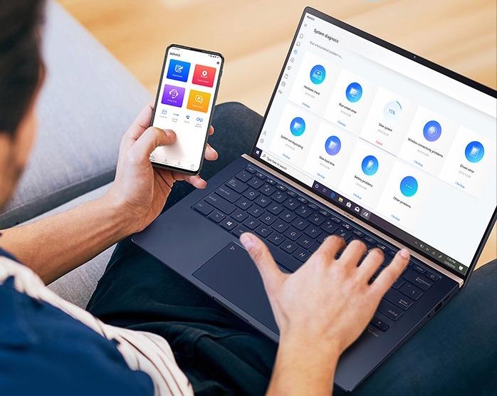 Laptops para el día del padre, de acuerdo a su personalidad - laptop-asus