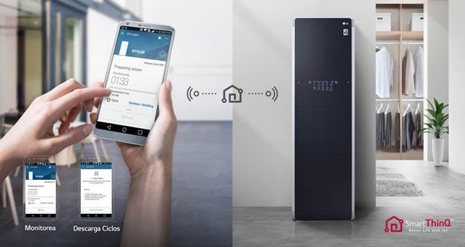 Top 5 de los mejores gadgets de LG equipados con Inteligencia Artificial para el Día del Padre - lg-styler