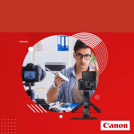 Kits de cámaras Canon para este día del padre 2020