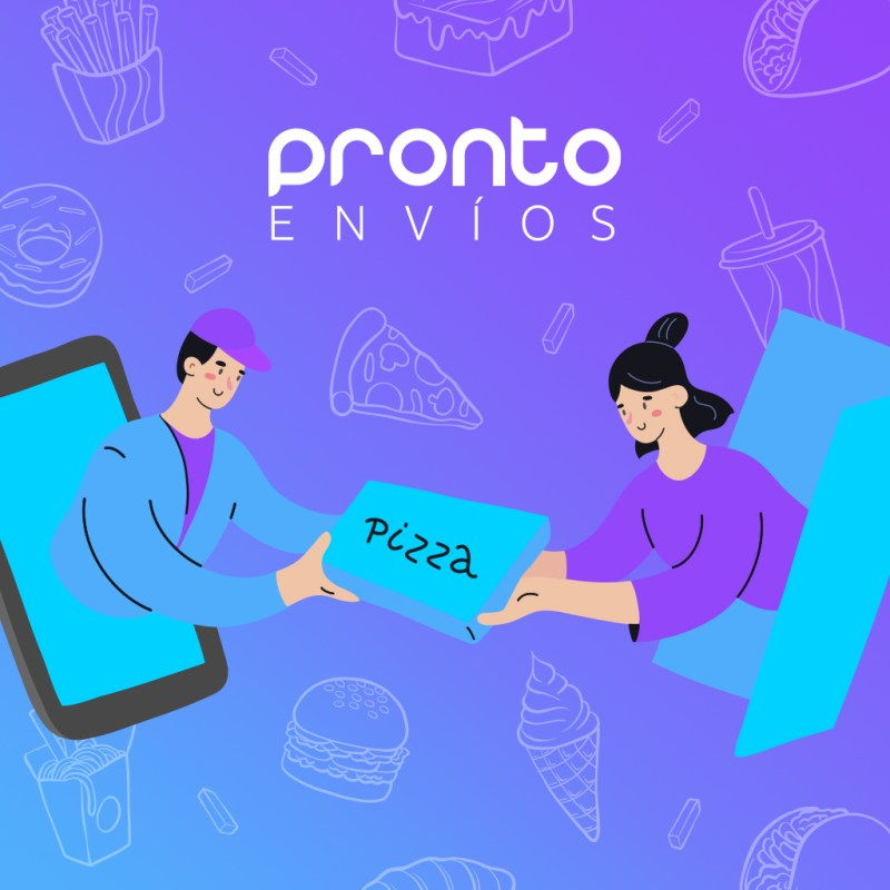 """""""Pronto Envíos"""" rumbo a convertirse en la primera Súper-App mexicana - prontoenvios-branding-800x800"""