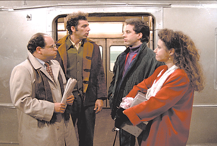 Warner Channel estrena la primera temporada de Seinfeld - seinfeld_s3