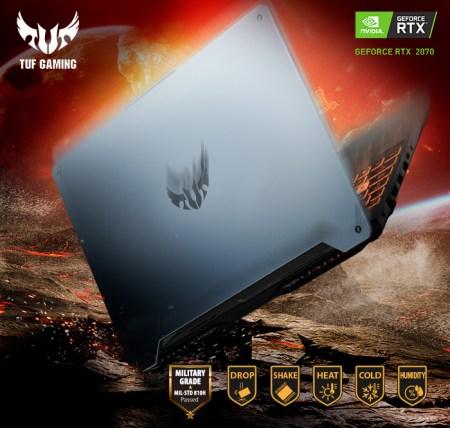 ASUS TUF A15, laptop gamer con gran rendimiento llega a México