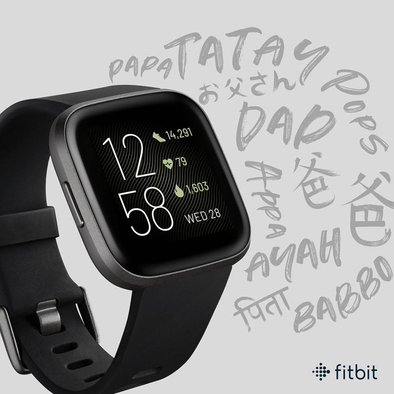 Fitbit te brinda las mejores opciones para regalar en este día del Padre - versa-2
