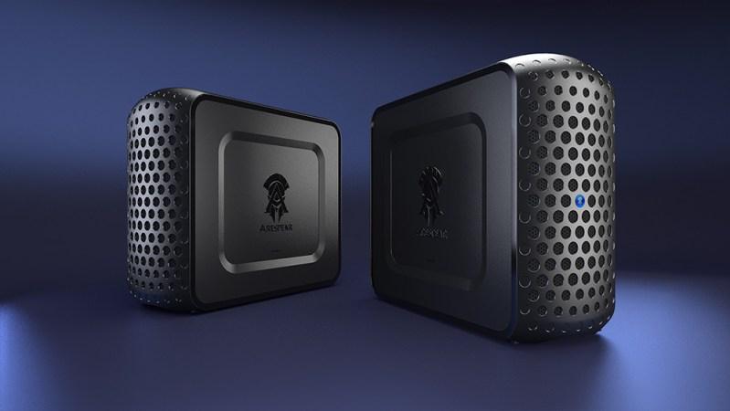Konami entra al mercado de las PC gamer con su nueva gama Arespear - arespear-c300