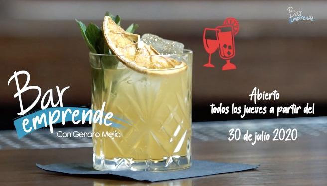 Llega Bar Emprende, primer comunidad digital para emprendedores y pymes - bar-emprende
