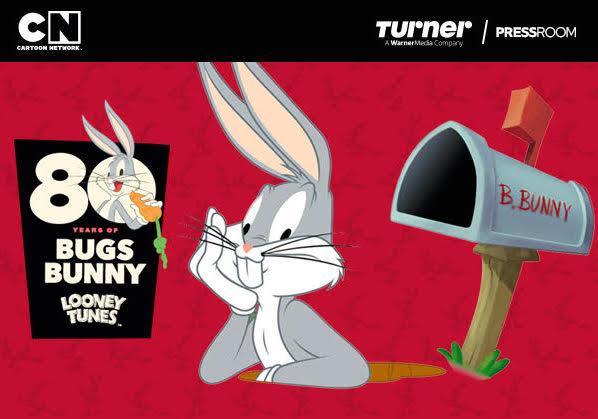 Boomerang y Cartoon Network celebran los 80 años de Bugs Bunny - boomerang-bugs-bunny