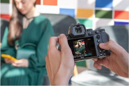 Cámara Z 5 Nikon de formato FX innovadora con variedad de funciones