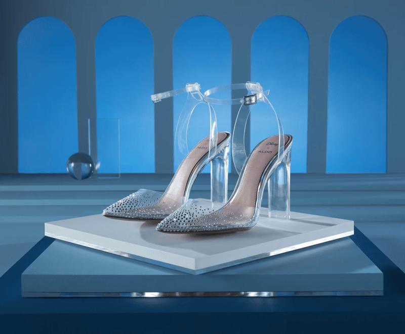 Colección Disney x ALDO Cinderella - disney-aldo_1-800x661